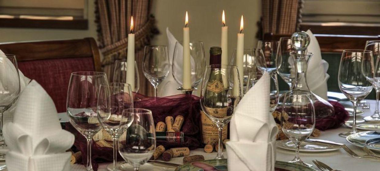 Landhaus Scherrer - Gourmet | Bistro | Ö1 14