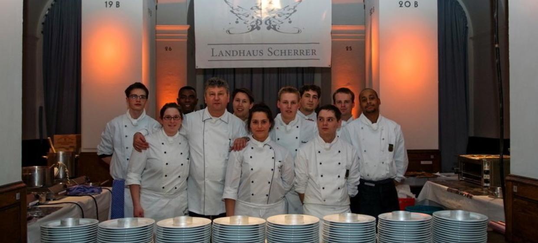 Landhaus Scherrer - FürZuhause / Catering 9