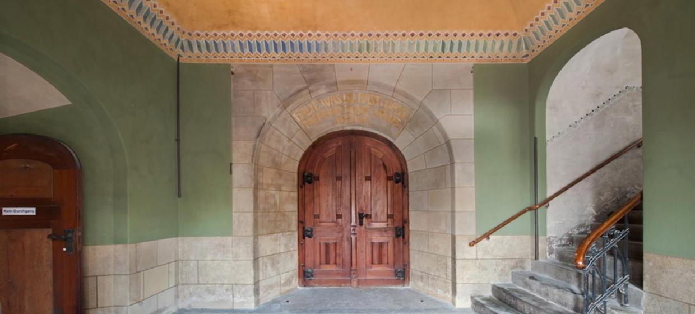 Zwinglikirche und Haus Zwingli 9