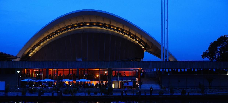 Auster Events & Restaurant im Haus der Kulturen der Welt 7