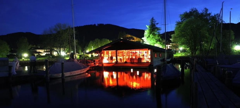 Bootshaus Tegernsee 1