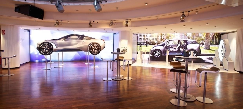 BMW Lenbachplatz  5