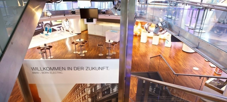 BMW Lenbachplatz  6