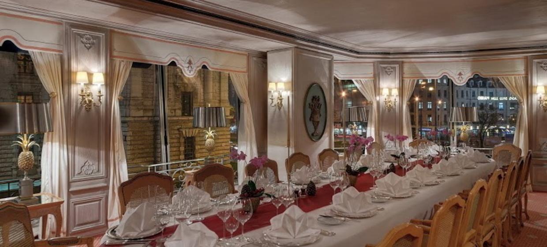 Gourmet Restaurant Königshof 4