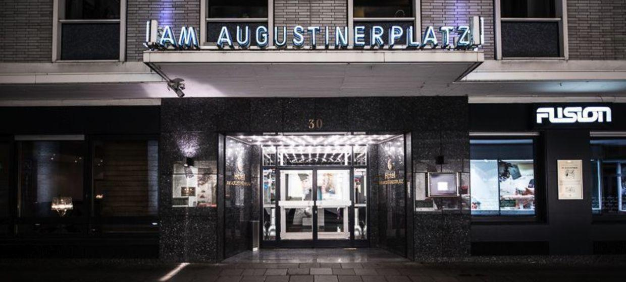 Hotel am Augustinerplatz 1