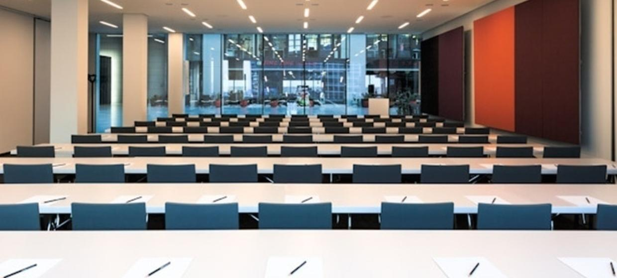 Regus THE SQUAIRE Conference Center 1
