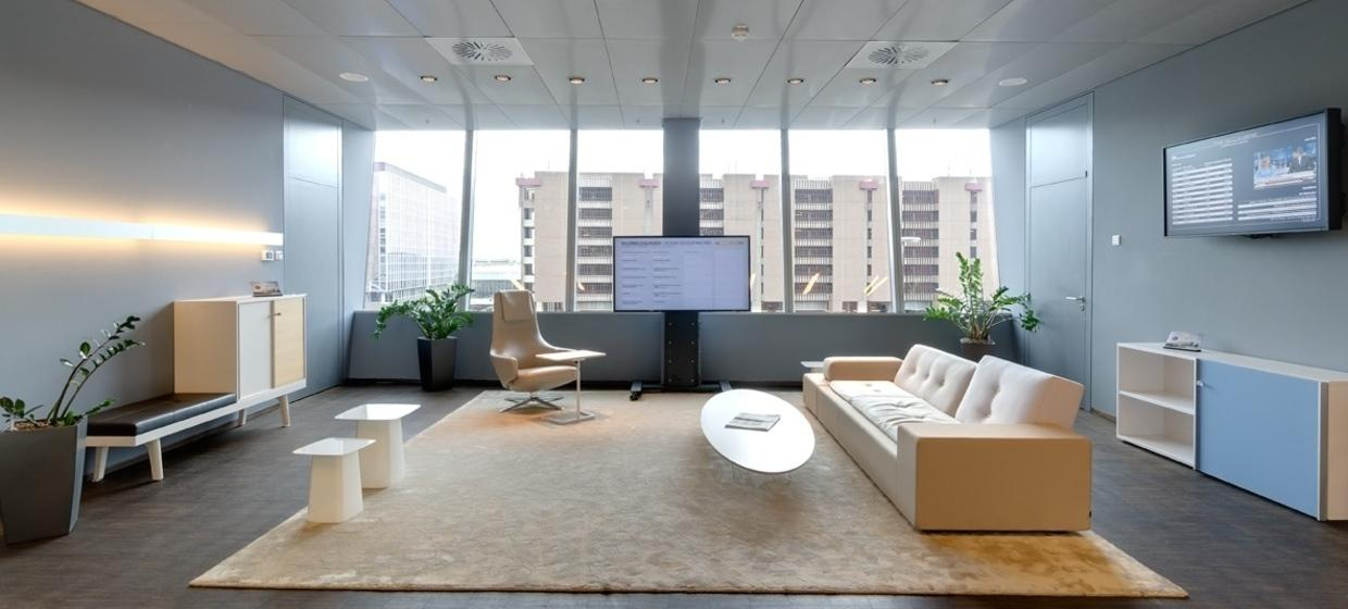 Regus THE SQUAIRE Conference Center 6