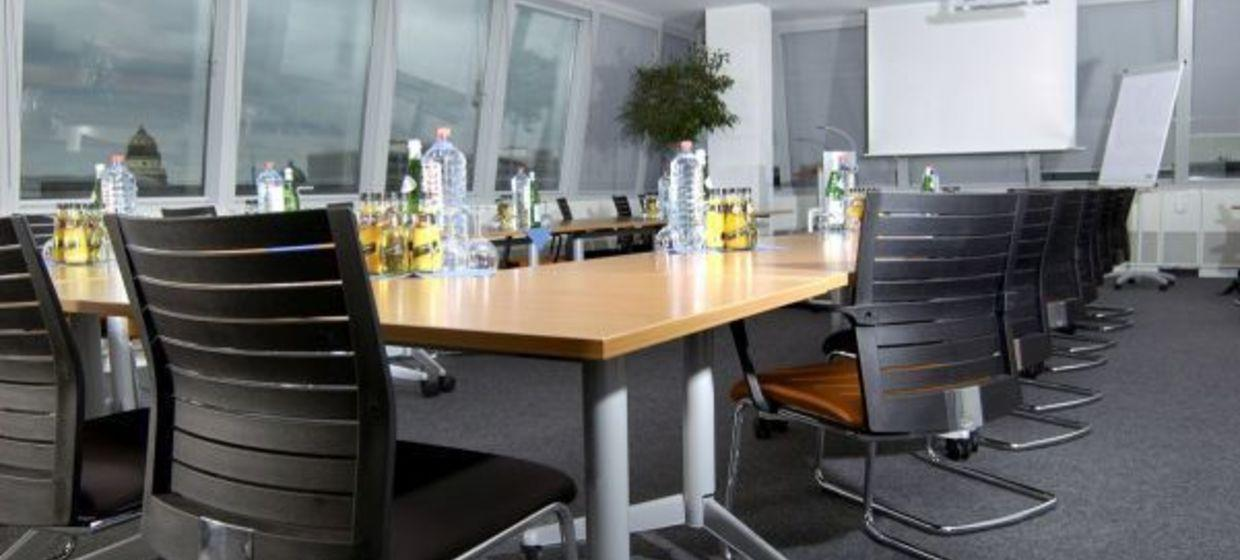 Satellite Office Business & Conference Center, Friedrichstrasse 2