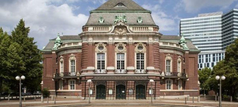Brahms Foyer in der Laeiszhalle 1