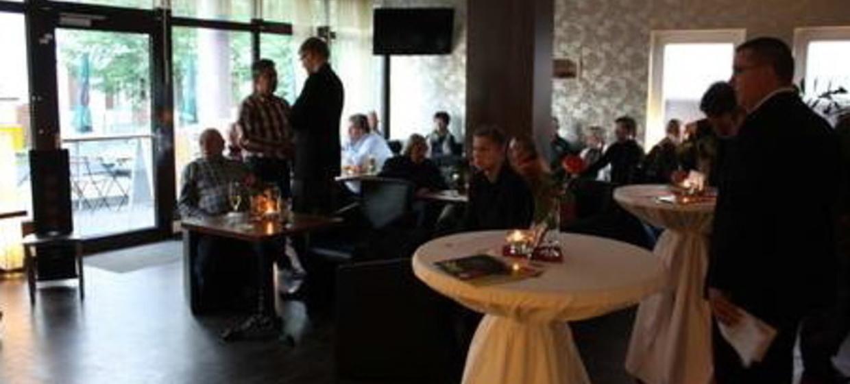 Café Pankow im Hotel Pankow 1