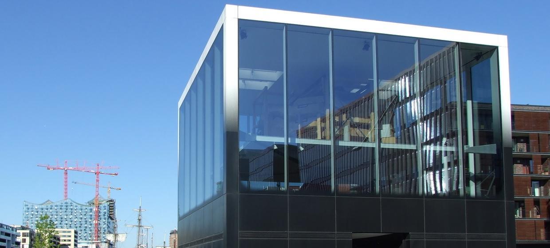 Elbphilharmonie Pavillon 1