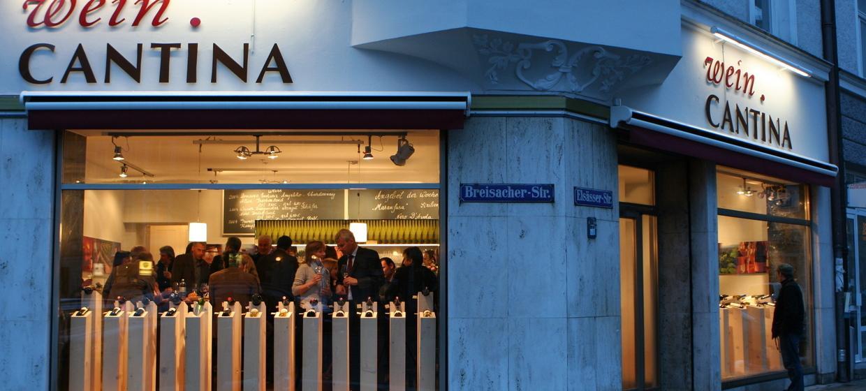 Wein Cantina + El Perro Y El Griego 1