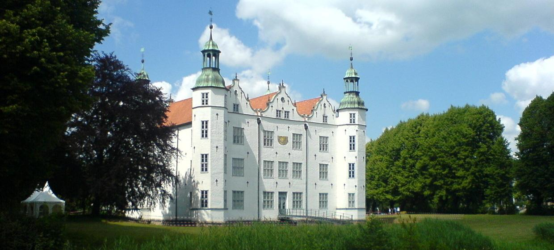 Schloss Ahrensburg 1