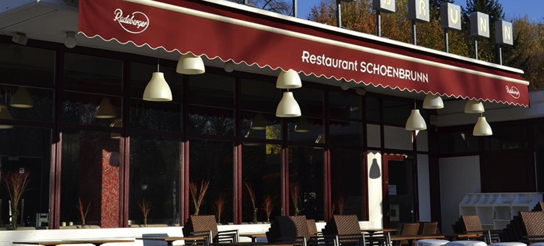 Restaurant Schoenbrunn 1