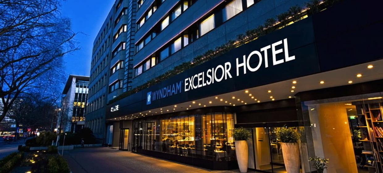 Wyndham Berlin Excelsior Hotel 1
