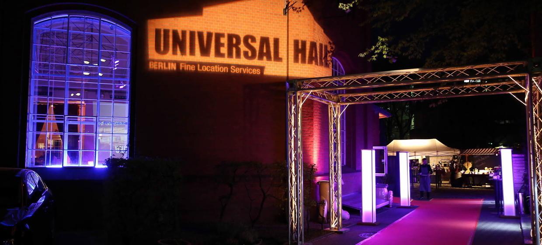 Universal Hall 11