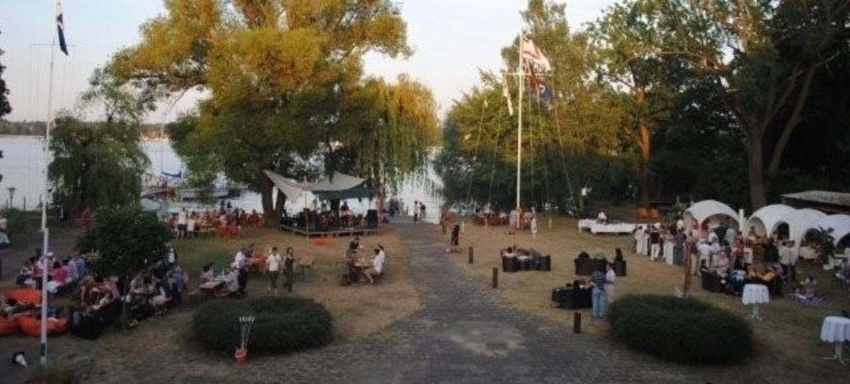 Clubhaus doggett Wannsee 6
