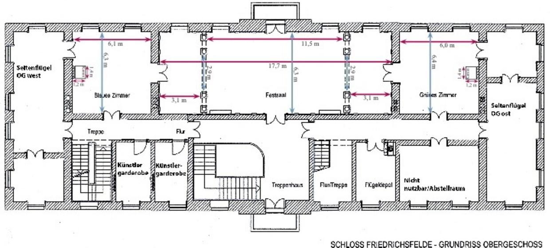 Schloss Friedrichsfelde 11