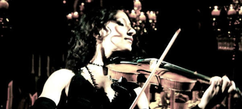 Voice of Violin – Katharina Garrard 1