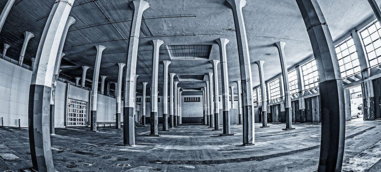 Säulenhalle 1