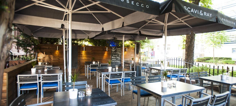 Oceans Restaurant Bar & Lounge 8
