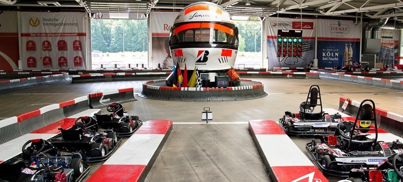 Michael Schumacher Kart & Event - Center 3