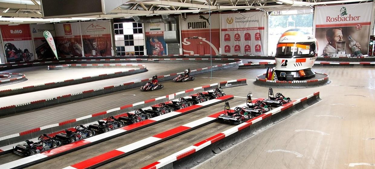 Michael Schumacher Kart & Event - Center 5