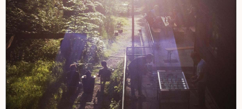 Sommer-Grillkurs im Wald 1