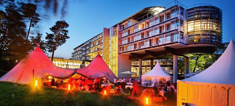 Kongresshotel Potsdam am Templiner See 1