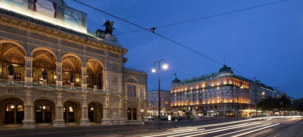 Hotel Bristol Wien 1