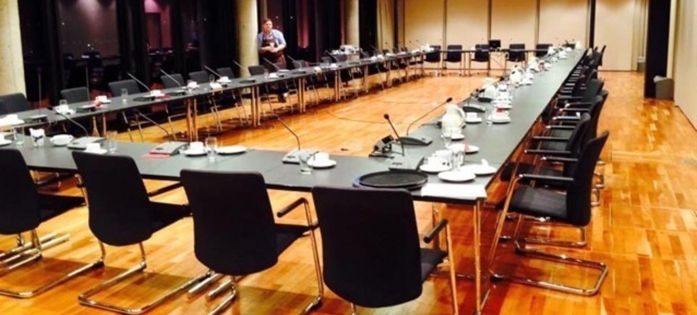 Wohnküche im Weserhaus bei Radio Bremen 6