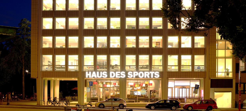 Haus des Sports 8