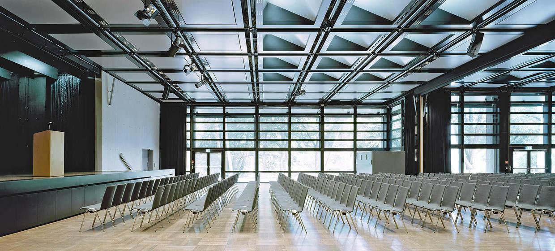 Das K - Kultur und Kongresszentrum 1