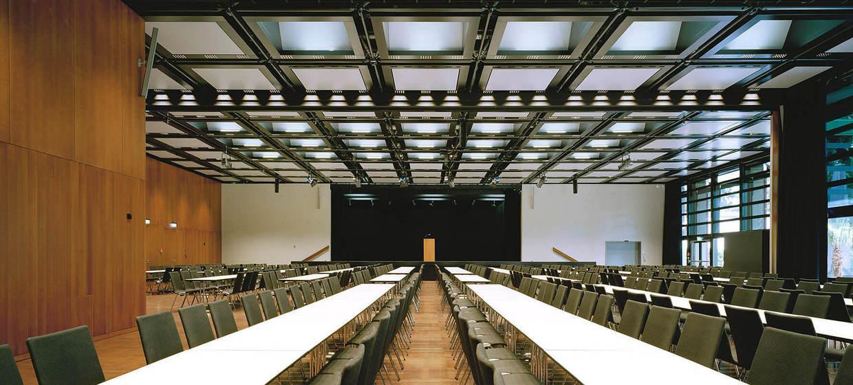 Das K - Kultur und Kongresszentrum 9