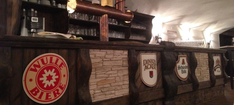 Brauereigaststätte Dinkelacker 1