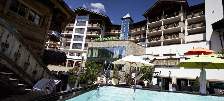 Hotel Alpine Palace 1