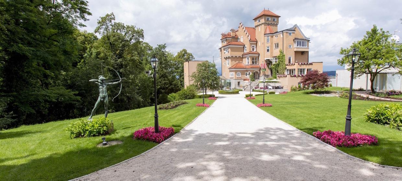 Hotel Schloss Mönchstein*****s 21