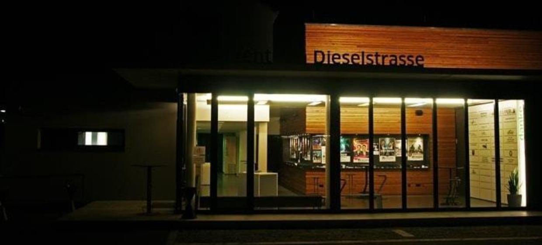 Kulturzentrum Dieselstraße 1