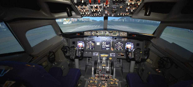 Flugsimulator Stuttgart simINN 4