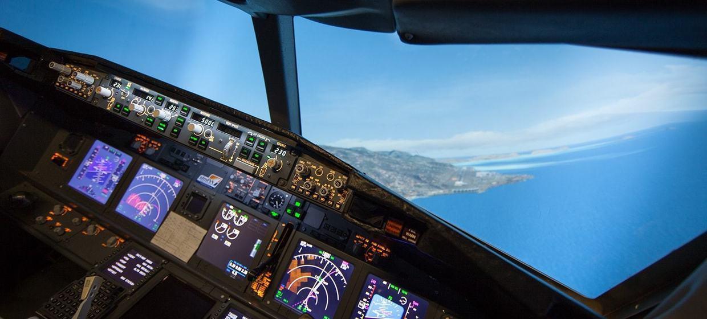 Flugsimulator Stuttgart simINN 6