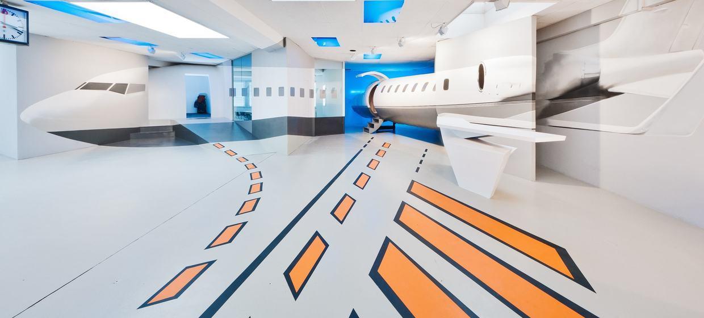 Flugsimulator Stuttgart simINN 1
