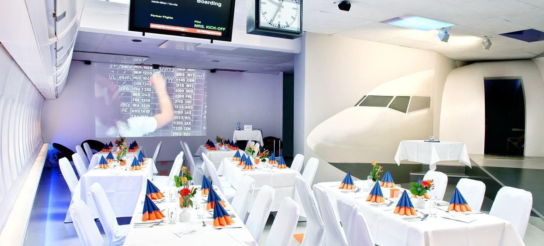 Flugsimulator Stuttgart simINN 3