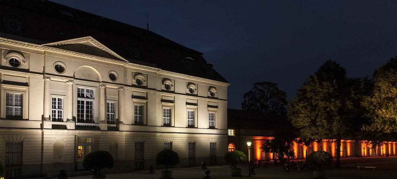 Ehemaliges Hoftheater Schloss Charlottenburg 5
