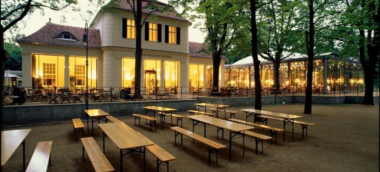 Mövenpick Restaurant - Zur historischen Mühle 2