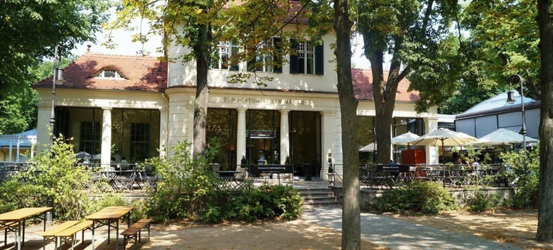 Mövenpick Restaurant - Zur historischen Mühle 5
