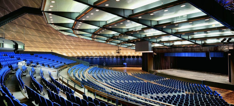 Jahrhunderthalle Frankfurt 1