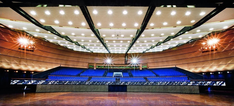 Jahrhunderthalle Frankfurt 2