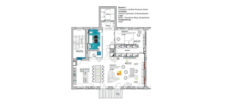 Cammisar Loft Showroom 12