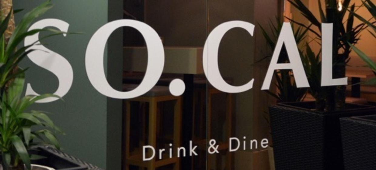 SO.CAL Drink & Dine 2