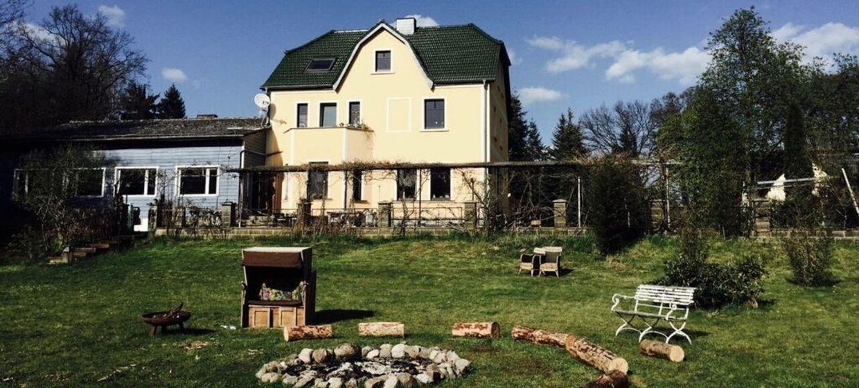 Idyllisches Landhaus mit Seezugang 2